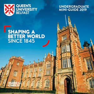 queens university belfast building