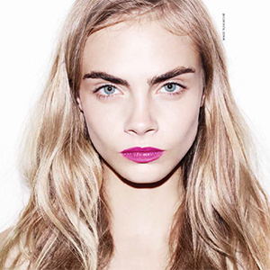 picture of cara delevingne, link opens new PDF browser window