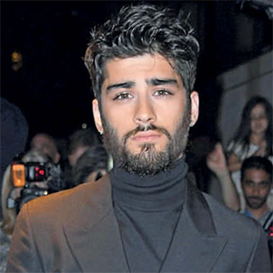 picture of Zayn Malik, link opens new PDF browser window